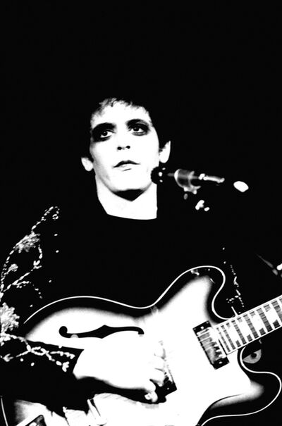 "Mick Rock, 'Lou Reed, ""Transformer,"" Album Cover', 1972 (printed 2014)"