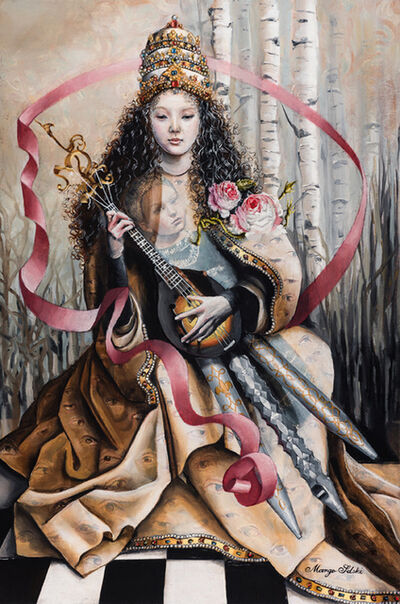 Margo Selski, 'My Mother's Mandolin', 2019