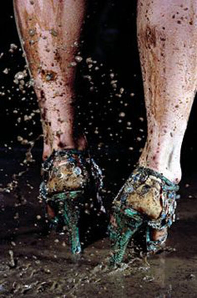 Marilyn Minter, 'Twins', 2006