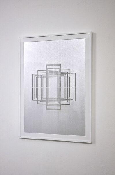 Paolo Cavinato, 'Seal silver #3', 2015