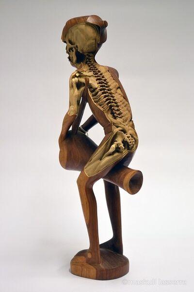 Maskull Lasserre, 'Souvenir Skeleton', 2014