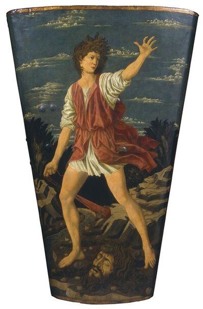 Andrea del Castagno, 'David with the Head of Goliath', ca. 1450/1455