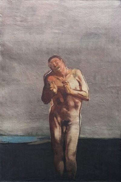 Luis Caballero, 'Untitled (man)', 1974