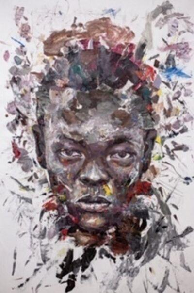 Julien Trésor Kandolo (KANDO), 'Indoptable Recalcitrant', 2019