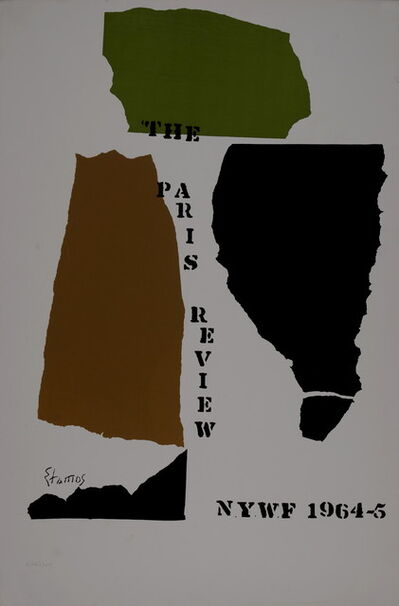 Theodoros Stamos, 'The Paris Review', 1965