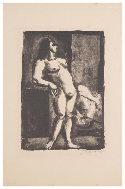 Georges Rouault, 'La Fille', 1926