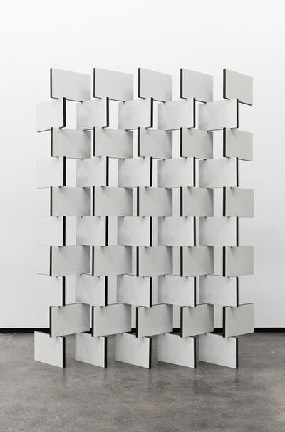 Angela Bulloch, 'Paravent: White & Black 50', 2016