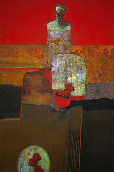 Dan McCaw, 'Red', 2021