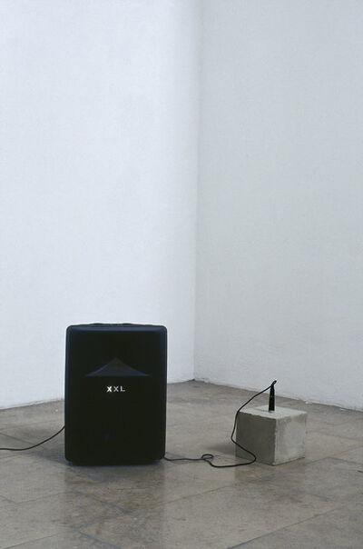 Michael Sailstorfer, 'Modell - Reaktor', 2005