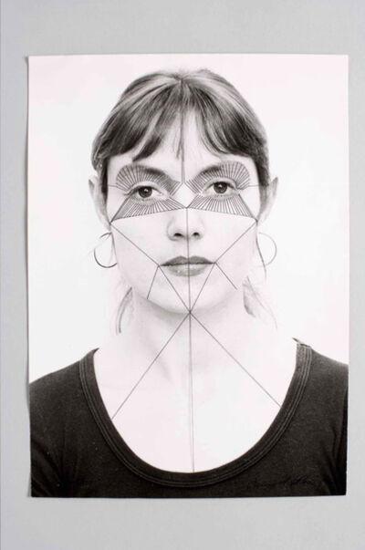 Annegret Soltau, 'Selbst #10 (Self #10)', 1975