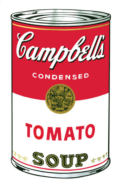 Andy Warhol, 'Campbell's Soup: Tomato (FS II.46)', 1968