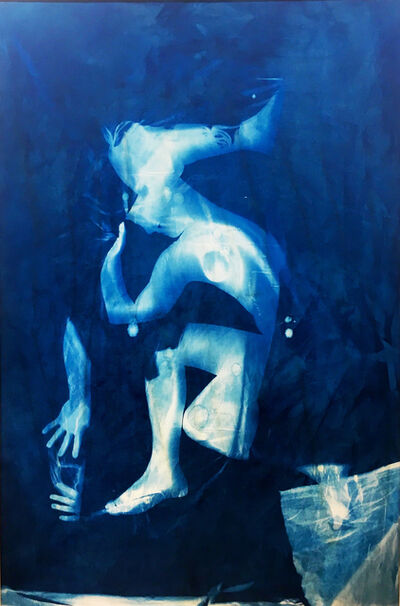 Juliana Cerqueira Leite, 'Summertime Blues #2', 2012