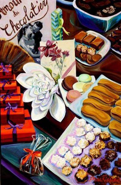 Dana Ridenour, 'Amour De Chocolatier', 2019