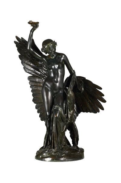 François Rude, 'Hebe and the Eagle of Jupiter'