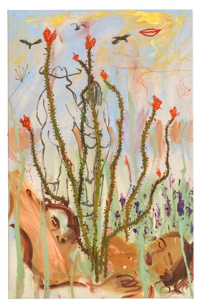 Katarina Janeckova, 'Ocotillo Lovers', 2020