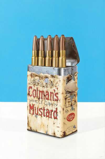 Stephen Johnston, 'Mustard Bullets', 2019