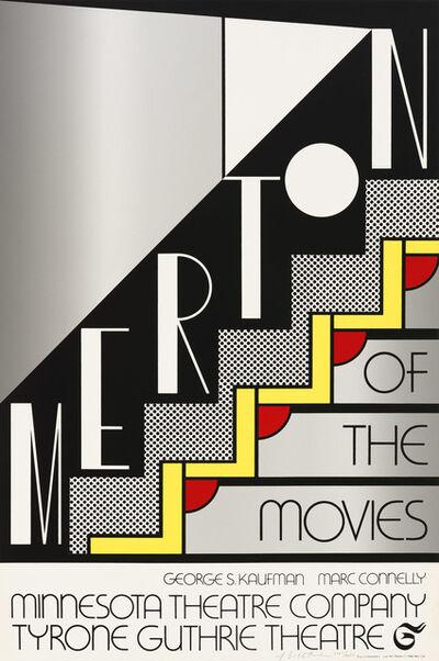Roy Lichtenstein, 'Merton of the Movies', 1968
