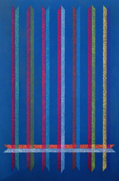 Piero Dorazio, 'A punta', 1965