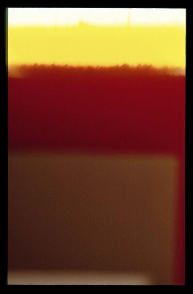 Robert Owen, 'Endings #4 (Rothko died today) Kodachrome 64, No 21. 26/02/1970', 2009