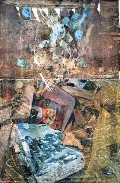 Robert Rauschenberg, 'Peace', 1994