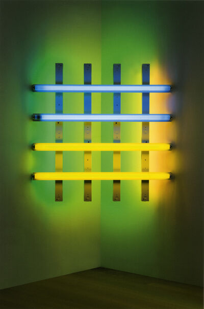 Dan Flavin, ' Untitled (for you Leo, in long respect and affection) 4', 1978