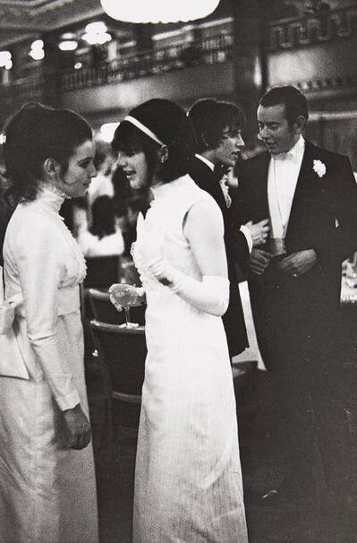 David Hurn, 'Queen Charlotte's Ball', 1967