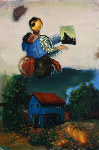 Szabolcs Veres, 'House in Belis', 2013