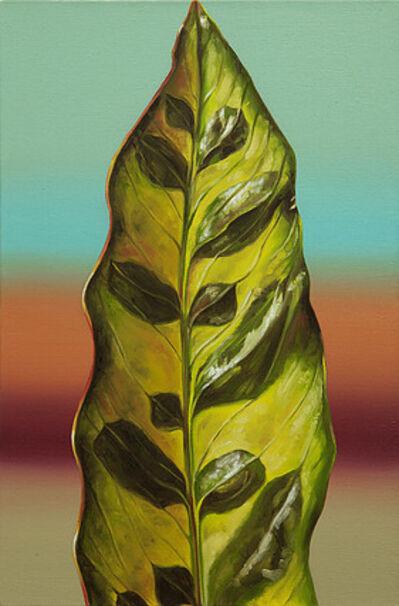 Rachel Fischer, 'Van Cleef's Leaf ', 2016