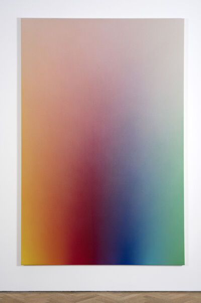 Oliver Marsden, 'Spectrum Fade (Yellow, Orange, red, magenta, violet, blue green)', 2017