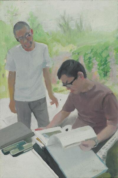 Zhang Jian 章剑, 'Two Artists', 2008