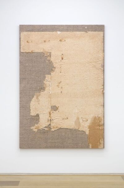 John Henderson, 'Proof (wall rip, verso)', 2014