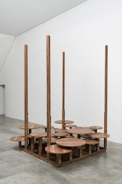 Daniel Acosta, 'Tektoniks (arquitetura) [Tektoniks (architecture)]', 2014