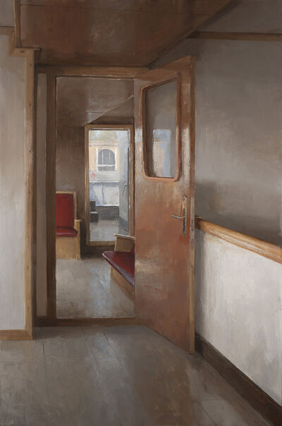 Kenny Harris, 'Bosphorus Ferry Interior', 2014