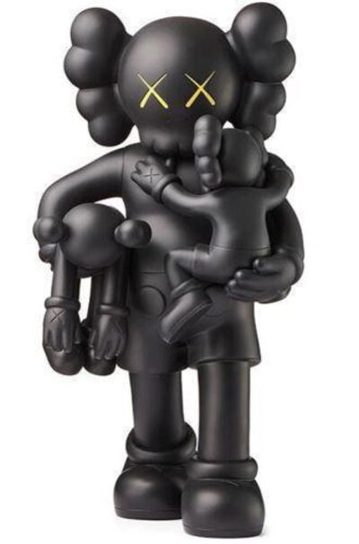 KAWS, 'KAWS, Clean Slate (Black), 2019', 2019