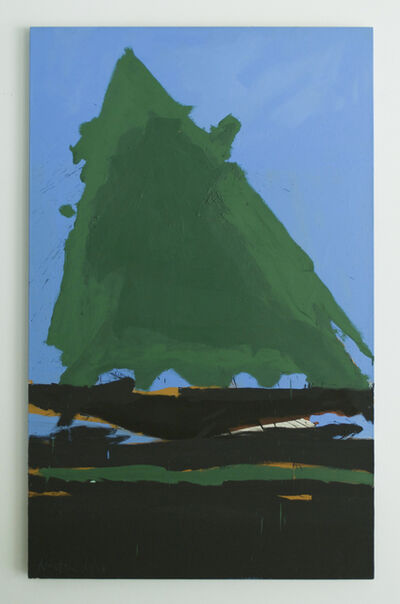 Robert Motherwell, 'The Sculptor's Studio No. 2', 1963