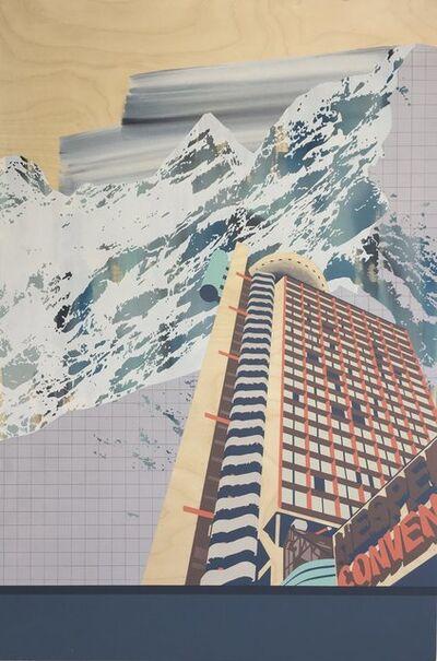 Emily Moore, 'Dreams of Rooftop Pools at Sonar'