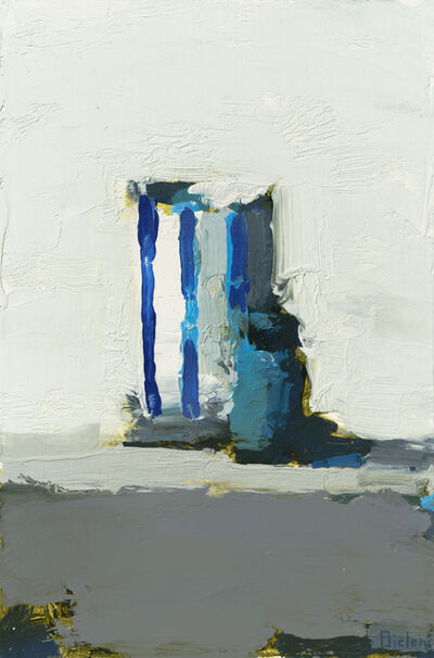 Stanley Bielen, 'Blue Stripes', 2019