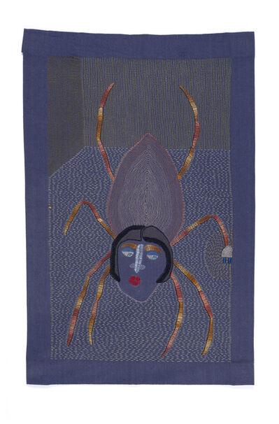 Paloma Castillo, 'Sin título (mujer araña)', 2018