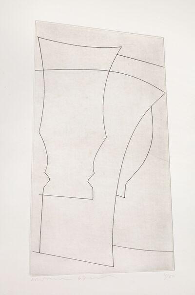 Ben Nicholson, 'Jug and Goblet', 1967