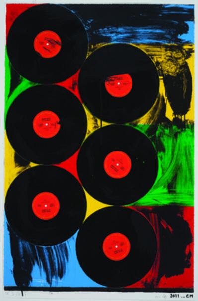 Chris Martin, 'Wednesday Miles', 2011
