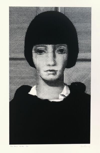 Gerald Laing, 'Anna Karina', 2004