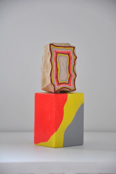 Cristina Avello, 'Flor de crecimiento IX', 2020