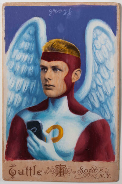 Alex Gross, 'Angel', 2010-2016