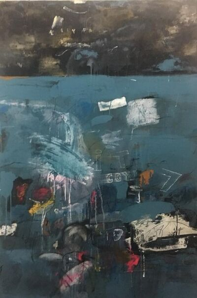 Uswarman, 'Falling Sky ', 2019