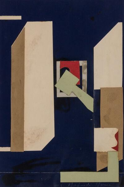 Gertrude Greene, 'Untitled, 39-9', 1939