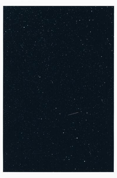 Sam Shmith, 'Untitled (navigation lights, stars / 13 seconds)', 2019