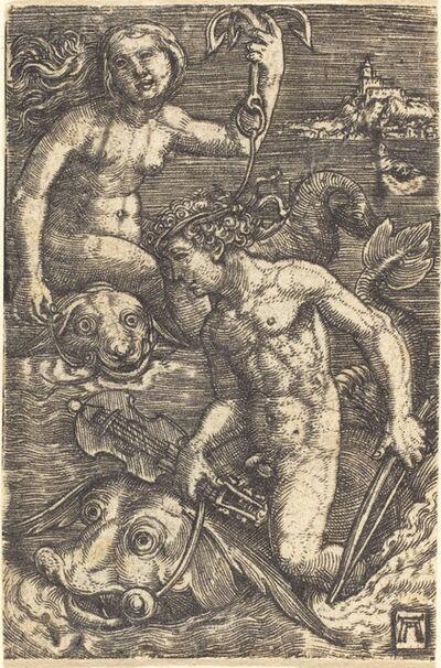 Albrecht Altdorfer, 'Arion and Nereide', ca. 1520/1525