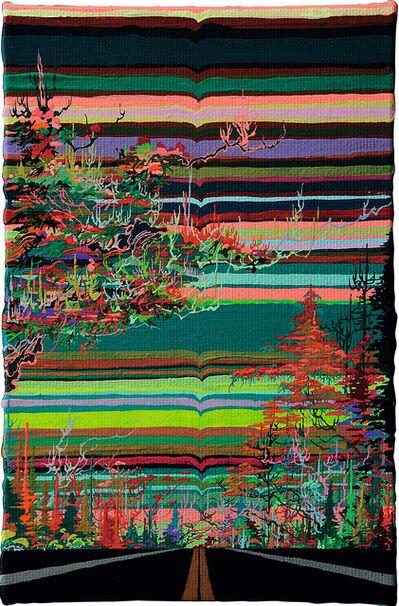 Zhou Fan 周范, 'Landscape 风景 21:50', 2015