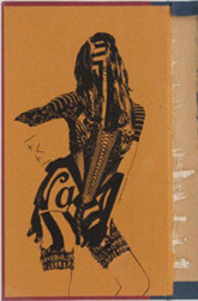 FAILE, 'Vaidade Book Cover', 2011