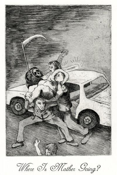 Derek Hibbs, 'Where Is Mother Going', 2018
